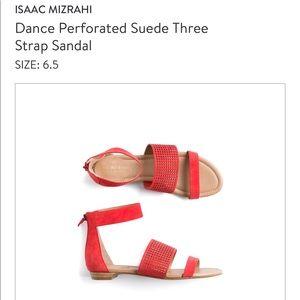 NWT Isaac Mizrahi Sandals